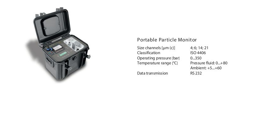 Portable Particle Monitor