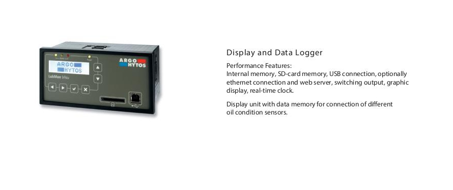 Display and Data Logger