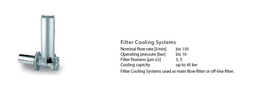 Filter Cooling Systems